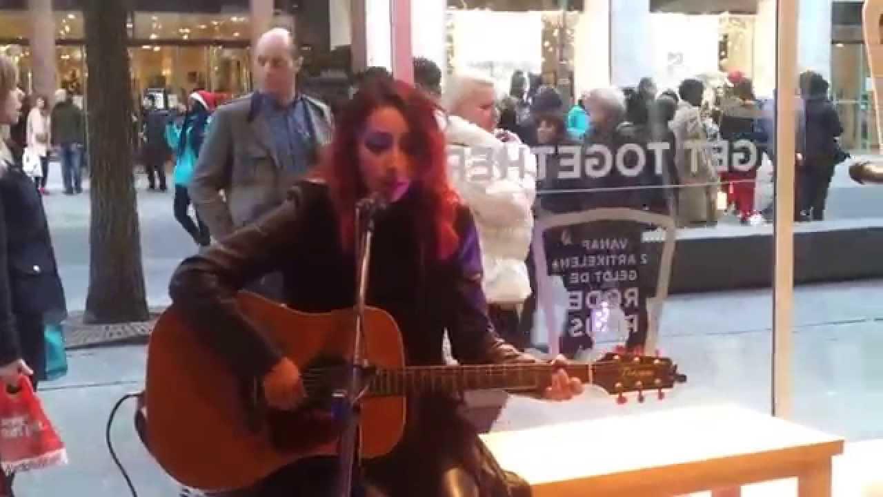 Give Me Love Ed Sheeran Live In The We Antwerp Brenda Voorbrood Youtube