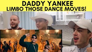 DADDY YANKEE | LIMBO | MUSIC VIDEO | REACTION VIDEO BY REACTIONS UNLIMITED