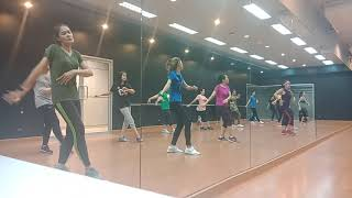 Work Point Aerobics by kru Ja