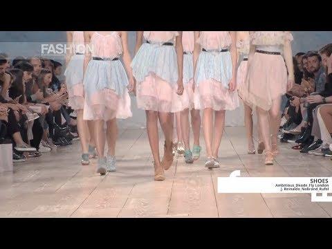 SHOES Spring Summer 2018 Portugal Fashion Week - Fashion Channel