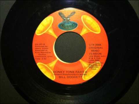 Honky Tonk Pt 2 , Bill Doggett , Vinyl 45RPM
