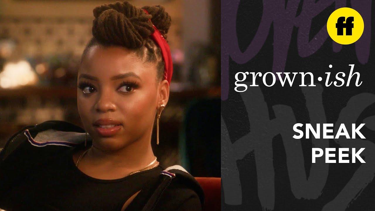 Download grown-ish Season 4, Episode 6   Sneak Peek: Nomi Criticizes Looting   Freeform