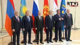 Армения обиделась на ОДКБ
