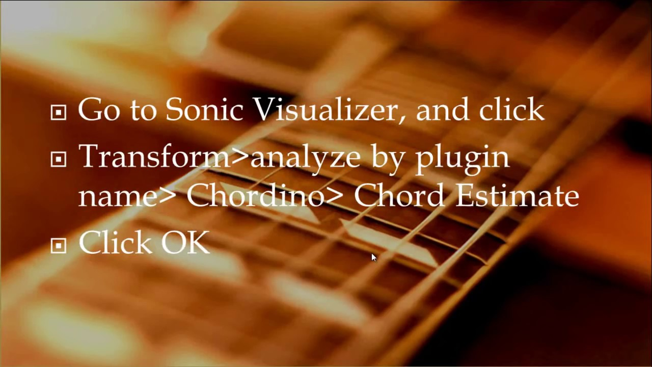 How To Find Chords Of Any Song Using Software Youtube