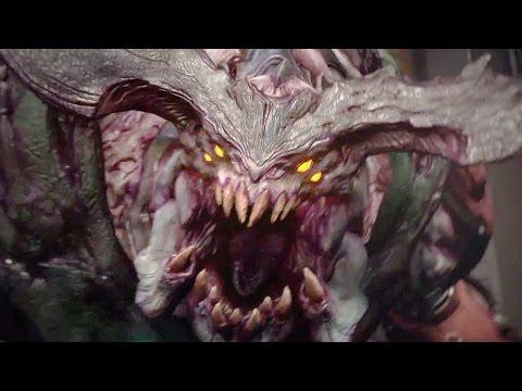DOOM 4 PC Gameplay 1080p 60FPS GeForce GTX TITAN X Vulkan API
