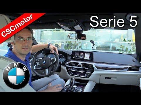 BMW Serie 5 - 2017 | Prueba en carretera