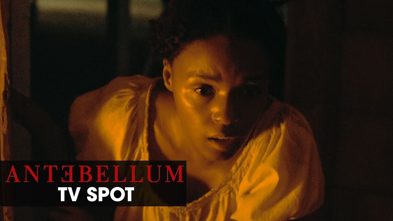 """Antebellum (2020 Movie) """"Don't Give Away the Twist"""" – Janelle Monáe"""