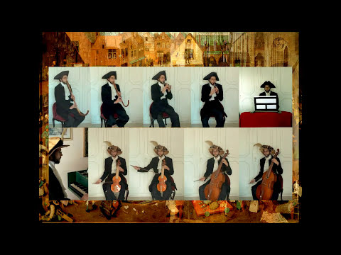 Eduardo Antonello - Canzona - Crumhorn Consort, Viol Consort