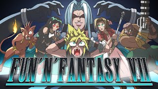 FUN 'N' FANTASY VII Remake (Final Fantasy 7 Remake Parody)