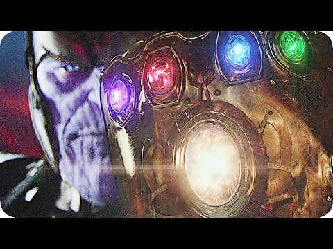 THE AVENGERS 3 INFINITY WAR Movie Preview:...