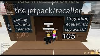 Wie bekomme ich kostenlose Jetpacks! - Elektrischer Zustand DarkRP ROBLOX