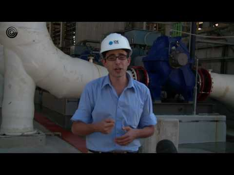 Sorek Desalination Plant: #BehindTheScenes with Eylon Aslan-Levy (Episode 3)