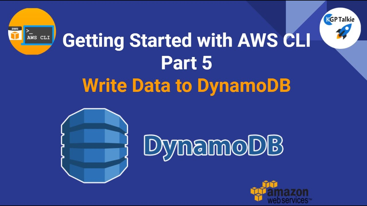 AWS CLI Tutorial - How to Read Data from DynamoDB Table with AWS CLI