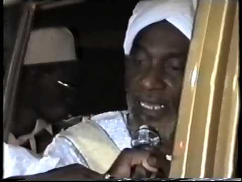 Muqaddam Masoud :  Sheikh Maikano´s Maulid at Prang in 2000