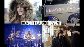 BENEFIT LAUNCH EVENT & EXCITING ANNOUNCEMENT!!