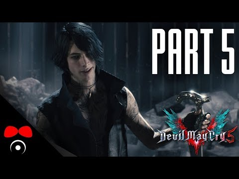 REMATCH S KRÁLEM! | Devil May Cry 5 #5 thumbnail