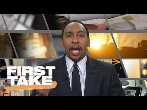 Stephen A. Smith loses it over Cowboys' backup QB discussion