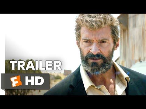 Logan Official Trailer 1 (2017) - Hugh Jackman Movie