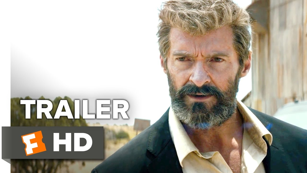 Logan Official Trailer 1  2017    Hugh Jackman Movie   YouTube
