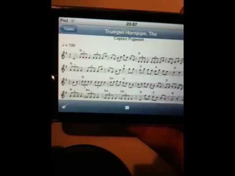 Tunebook  an ABC music playereditor
