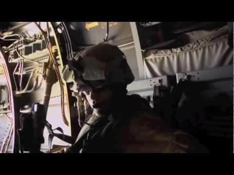 Flight of the V-22 Osprey