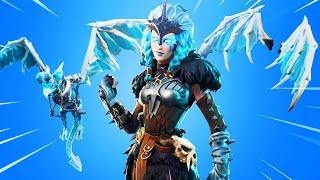 New FEMALE RAGNAROK SKIN in Fortnite..