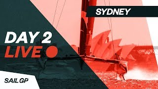 Live: 2020 Sydney SailGP | Event Day 2