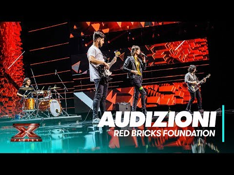 Il rock british dei Red Bricks Foundation