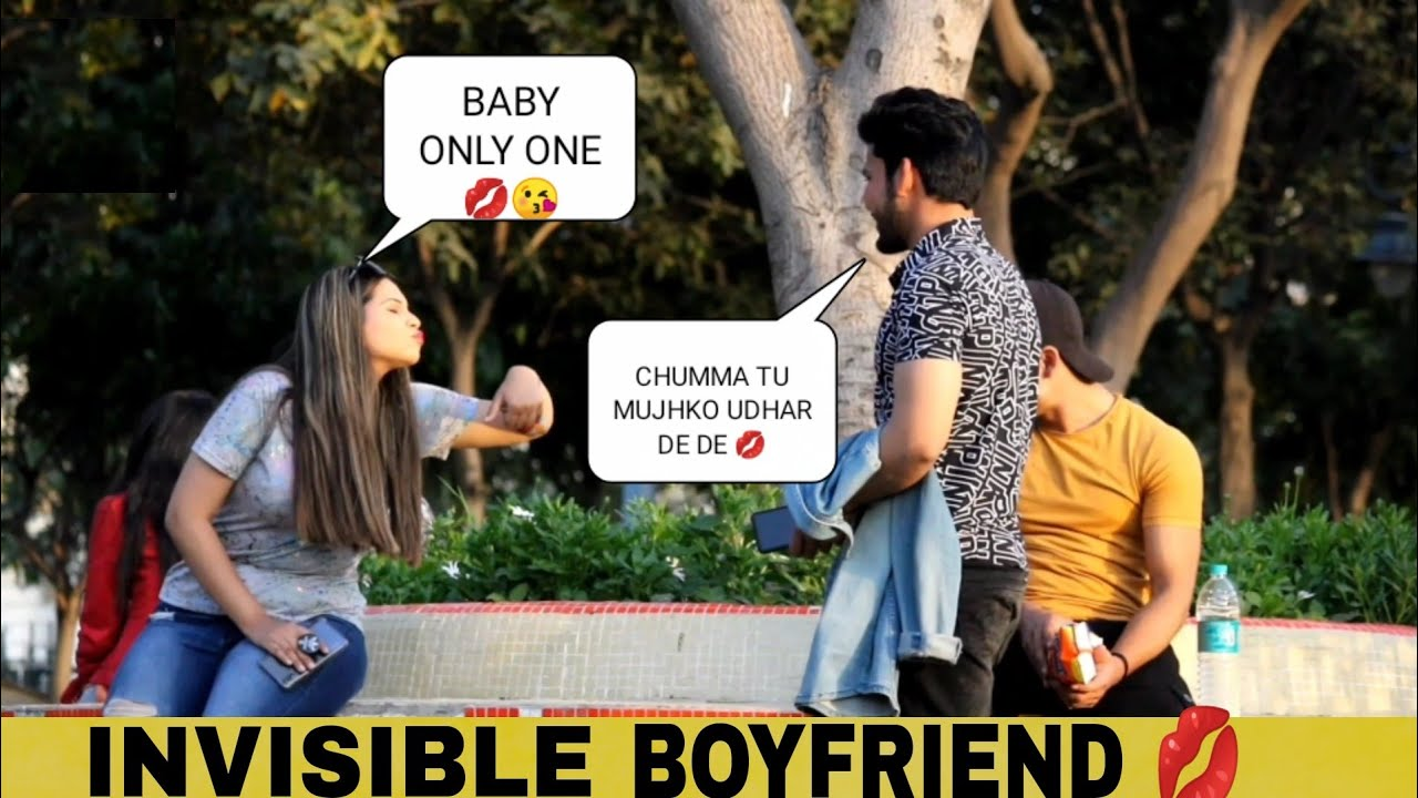 INVISIBLE BOYFRIEND || BABY MANNU