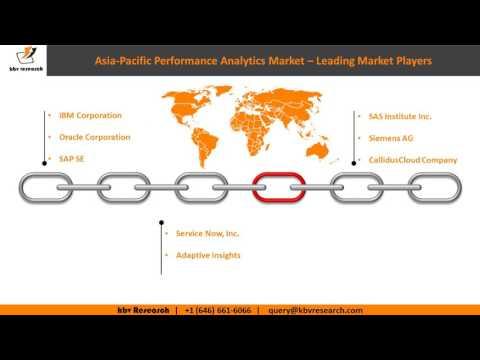 Asia Pacific Performance Analytics Market
