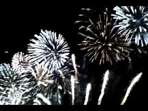 Thames Festival Fireworks 2010