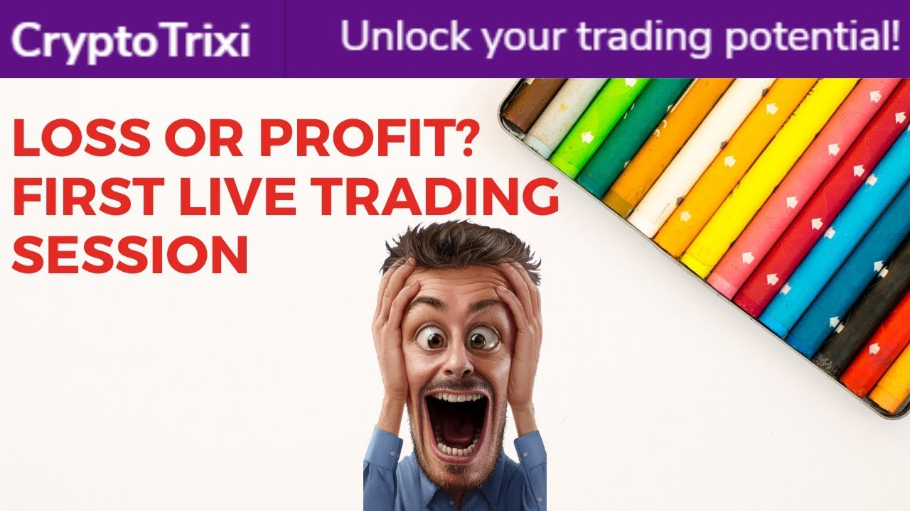 live trading cryptocurrency