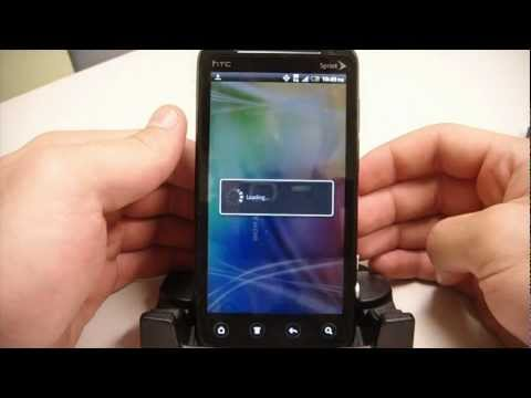 How to Root the HTC EVO 3D