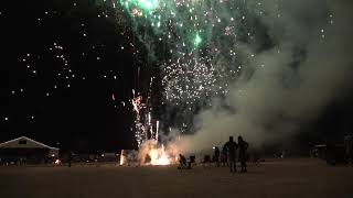 Fireworks 2021 AZ Flying Circus