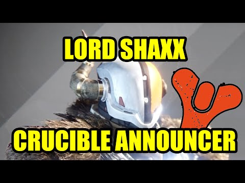 Destiny Lord Shaxx Quotes