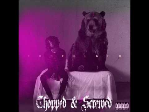 6LACK  FREE 6LACK  FULL ALBUM  CHOPPED & SCREWED