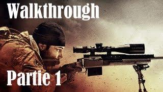 Medal of honor : Warfighter Wallkthrough partie 1 ( part 1 ) [PC]