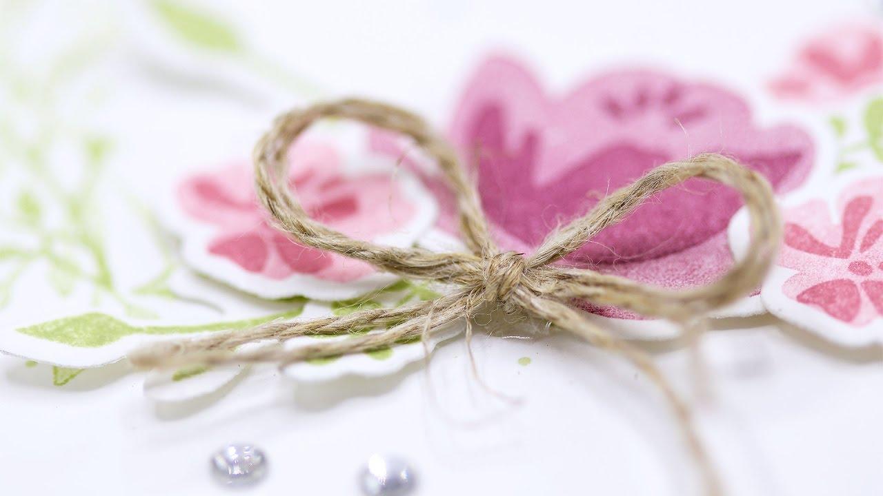 KARTE – Blumenkranz zum Muttertag