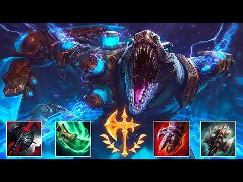 Renekton Montage 5 - Best Renekton Plays   League Of Legends Mid thumbnail