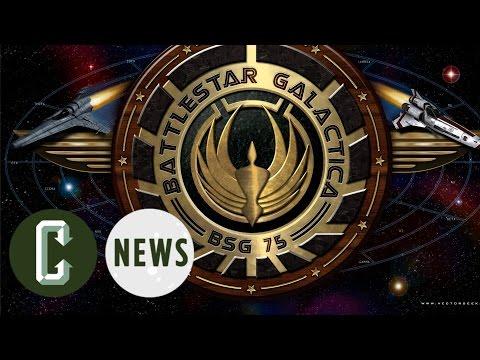 'Battlestar Galactica' Movie: Director Francis Lawrence Orbits the Film