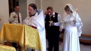 Видеосъемка венчания в Серпухове
