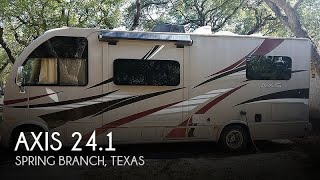 Used 2015 Axis 24.1 for sale in Spring Branch, Texas