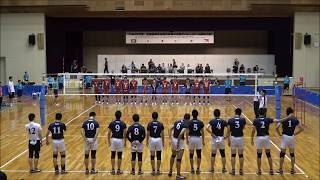 激闘 市立尼崎(兵庫) vs 洛南高校(京都)インターハイ2018男子決勝 5セット目