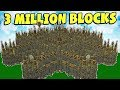 10 BIGGEST MINECRAFT HOUSES EVER!!