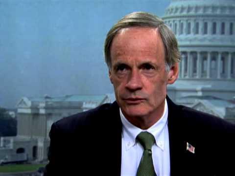 Senator Tom Carper Comments on Delaware