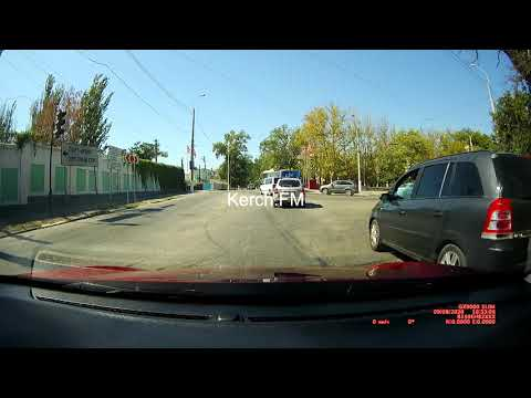 Kerch.FM: Опасная езда в Керчи   видеорегистратор