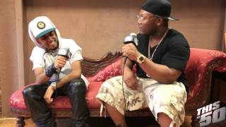 "DJ SpinKing on Diggy; ""Body Operator""; Gives Advice"