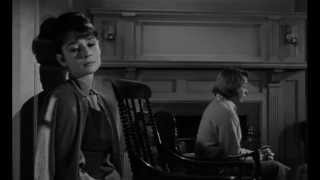The Children's Hour 1961 coming out scene