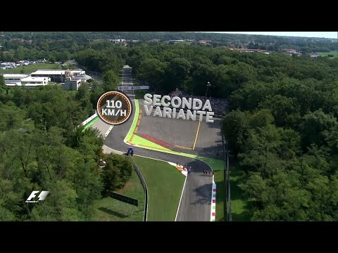 A Bird's Eye View of Monza