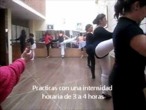Ballet en Bogotá